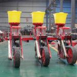 3-row corn planter
