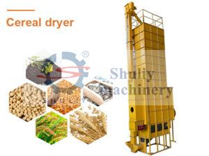 Cereal dryer
