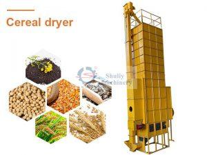 Cereal dryer