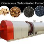 Continuous-carbonization-furnace
