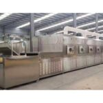 Microwave-sterilizing&drying-machine