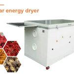 Solar energy dryer
