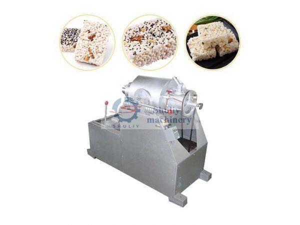 air puffing machine