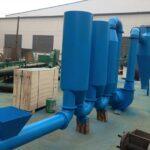 airflow sawdust dryer