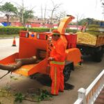 applications of branch crushers