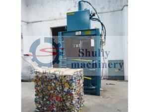 applications of the metal baler