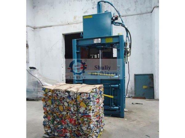 applications of the metal baler