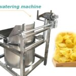 automatic de-oiling machine