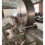 automatic spring roll machine