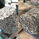 baling effect of metal baler