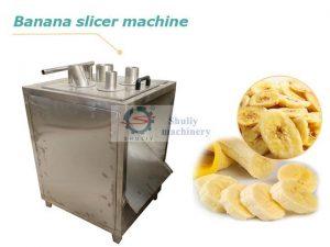 banana slicer machine