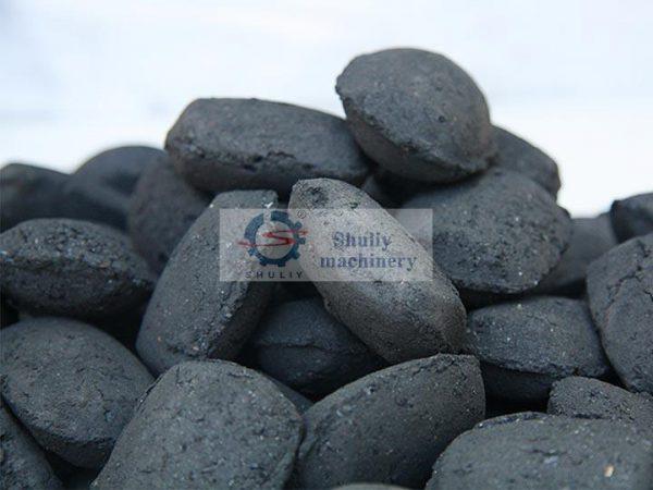 bbq charcoal drying
