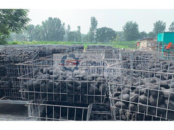bbq charcoal plant