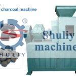 bbq charcoal press machine