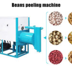 bean peeling machine