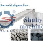 belt charcoal dryer