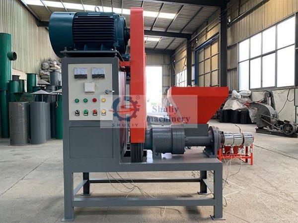 biomass briquettes extruder
