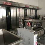 biscuit rotary oven
