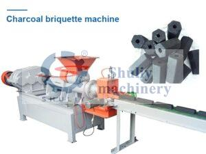 charcoal briquettes extruder for sale