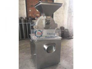 chili grinding machine