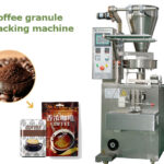 coffee granule packing machine