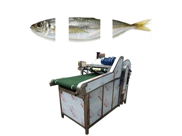 commercial fish head and tail cutting machine