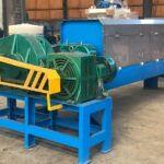 commercial fish screw press