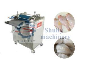 commercial fish skinning machine