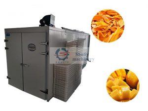 commercial mango dehydrator machine