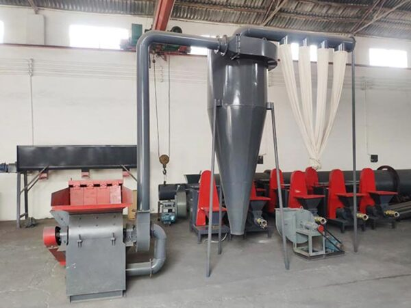 commercial wood crushers