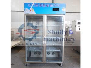 commercial yogurt making machine