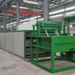 complete egg tray processing plant