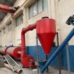 complete sawdust dryer machine