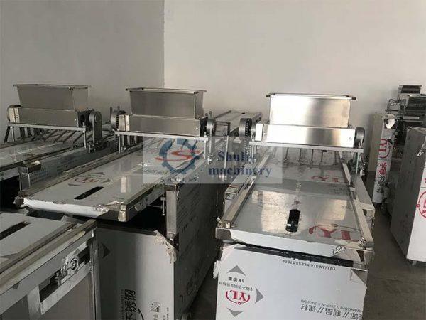 cookie machine stocks