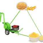 corn grinding machine