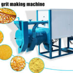 corn grit making machine