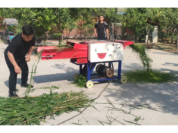 corn stalk cutting machine
