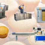 cupcake production line