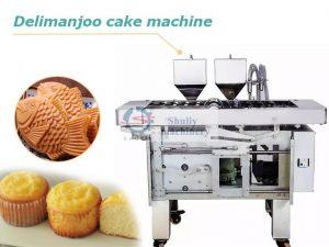 delimanjoo cake machine