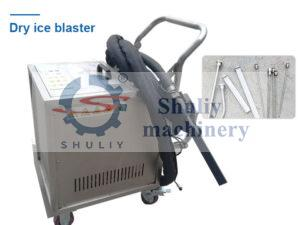 dry ice blaster machine for sale