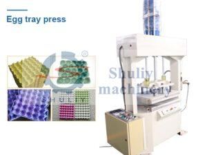 egg tray press machine for sale