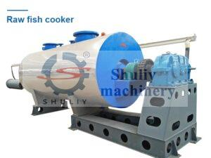 fish cooking machine