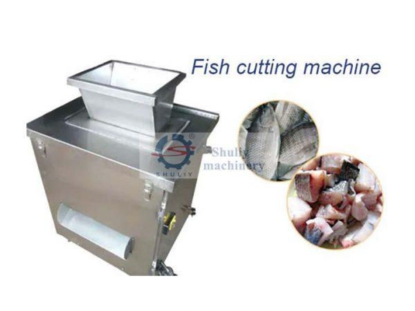 fish cutting machine