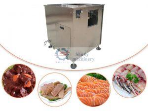 fish fillet cutting machine