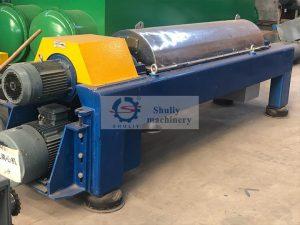 fish oil processing machine