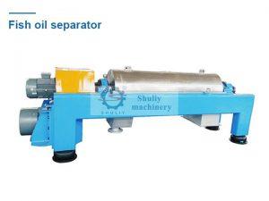 fish oil separator machine for sale
