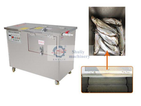 fish scaler machine