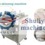 fish skinning machine