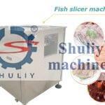 fish slicer machine