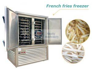 french fries freezer